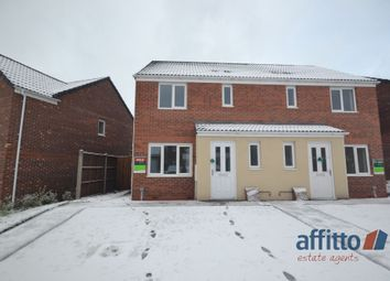 Thumbnail 3 bedroom semi-detached house to rent in Turnhouse Crescent, Wolverhampton