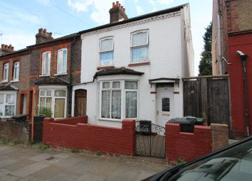 Thumbnail 3 bedroom end terrace house for sale in Ferndale Road, Luton