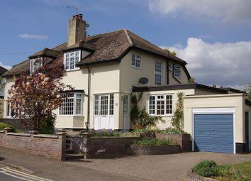 Thumbnail 3 bedroom property for sale in Stonebridge Avenue, Bury St. Edmunds