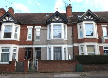 Thumbnail 4 bed terraced house for sale in St. Georges Road, Stoke, Coventry, West Midlands