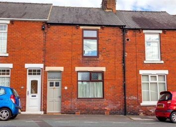Thumbnail 2 bedroom terraced house for sale in Station Road, Ushaw Moor, Durham
