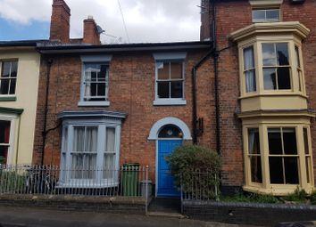 Thumbnail 3 bed terraced house to rent in Albert Street, Shrewsbury