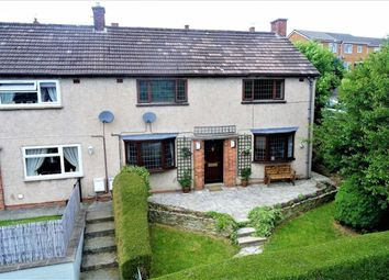 Thumbnail 3 bed semi-detached house for sale in 74, Borfa Green, Welshpool, Powys