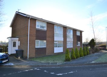 Thumbnail 2 bed flat to rent in Chatton Close, Chester Le Street, Co.Durham