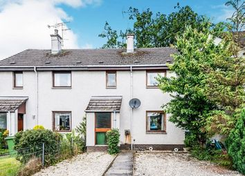 Thumbnail 2 bed semi-detached house for sale in Fingask Drive, Kirkhill, Inverness