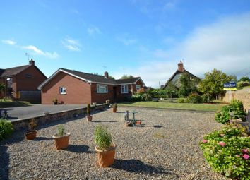 Thumbnail 3 bed detached bungalow for sale in Haymans Orchard, Woodbury