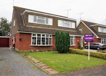 Thumbnail 2 bed semi-detached house for sale in Ashdene Close, Kidderminster