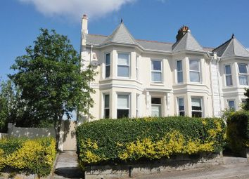 Thumbnail 3 bed semi-detached house for sale in De La Hay Villas, Stoke, Plymouth. Fabulous Double Fronted Property