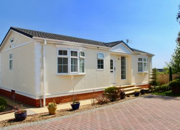 Thumbnail 2 bed mobile/park home for sale in Evergreen Park, Hartlepool