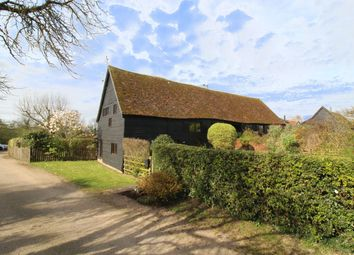 Thumbnail 2 bed barn conversion for sale in New Road, Wilstone, Tring.