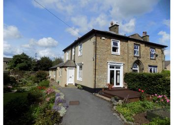 Thumbnail 5 bedroom semi-detached house for sale in Lane Side, Wilsden