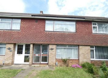 Thumbnail 3 bedroom terraced house to rent in Balliol Road, Kempston, Bedford