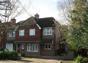 Thumbnail 2 bed end terrace house to rent in Parkside Road, Reading, Berkshire