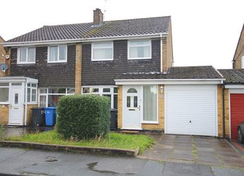 Thumbnail 3 bed semi-detached house for sale in Kintore Drive, Great Sankey, Warrington
