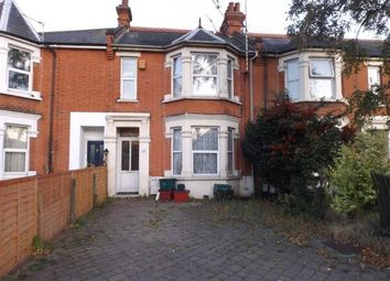 Thumbnail 4 bed terraced house for sale in Wellesley Road, Clacton-On-Sea