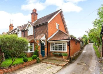 Thumbnail 3 bed semi-detached house for sale in The Street, Puttenham, Guildford, Surrey