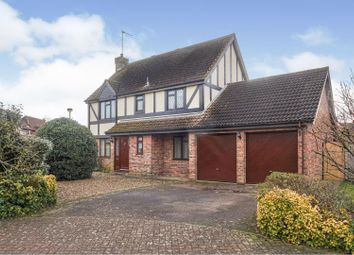4 bed detached house for sale in Row Hill, King's Lynn PE33