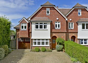 Thumbnail 5 bed semi-detached house for sale in Warren Road, Guildford