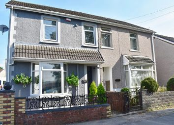 3 bed semi-detached house for sale in Kingston House Canola, Sarn, Bridgend. CF32