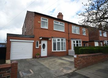 Thumbnail 3 bedroom semi-detached house for sale in Stockport Road, Denton, Manchester, Greater Manchester