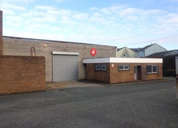 Thumbnail Light industrial to let in Unit 4, Morawelon Industrial Estate, Holyhead