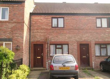 Thumbnail 2 bed town house to rent in 7, Scaife Gardens, Haxby Road, York
