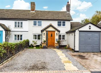 Thumbnail 2 bed semi-detached house for sale in Albury, Ware, Hertfordshire