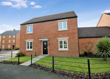 Thumbnail 4 bed link-detached house for sale in Clementine Road, Swindon, Wiltshire