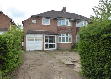 4 bed semi-detached house for sale in Rednal Road, Kings Norton, Birmingham B38