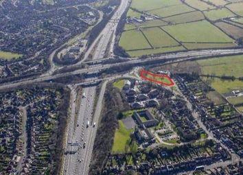 Thumbnail Land for sale in Bostocks Lane, J25, M1, Derbyshire