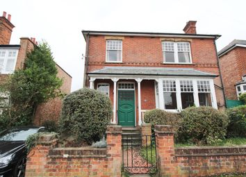 Thumbnail 4 bed detached house to rent in West Hill, Hitchin