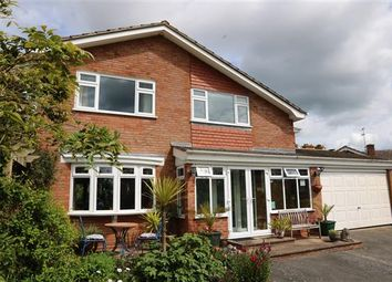 Thumbnail 4 bed detached house for sale in Kings Caple, Kings Caple, Herefordshire