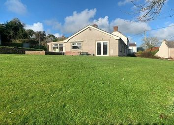 Thumbnail 3 bed bungalow for sale in Burgage Green Road, St. Ishmaels, Haverfordwest