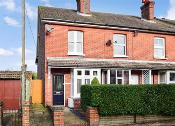 Thumbnail 2 bed terraced house for sale in Spencers Road, West Green, Crawley, West Sussex