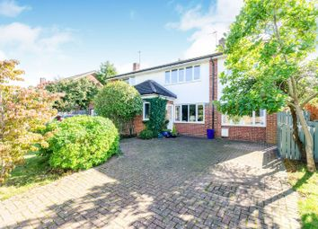 Thumbnail 5 bed semi-detached house for sale in Oakhill Road, Ashtead