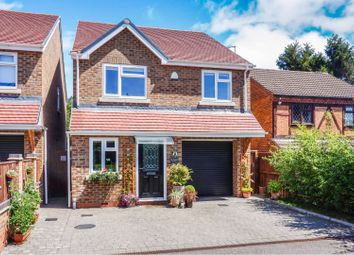 Thumbnail 4 bed detached house for sale in Cullum Close, Studley