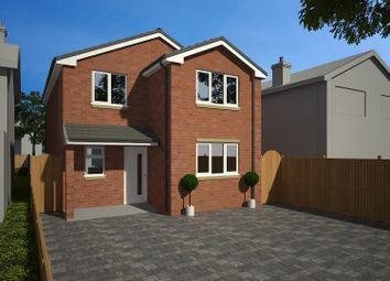 Thumbnail 4 bedroom detached house for sale in Grange Close, Ashby-De-La-Zouch