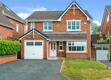 Thumbnail 4 bed detached house for sale in Farrier Way, Appley Bridge, Wigan