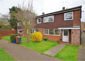 Thumbnail 3 bed end terrace house for sale in Foster Drive, Hitchin
