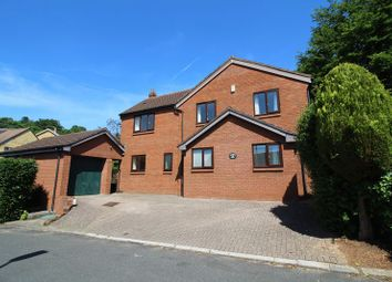 Thumbnail 5 bed detached house for sale in Kempes Close, Long Ashton, Bristol
