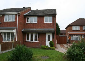 Thumbnail 3 bedroom semi-detached house to rent in Keasden Grove, Willenhall