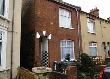 Thumbnail 3 bed terraced house to rent in Offa Road, Bedford
