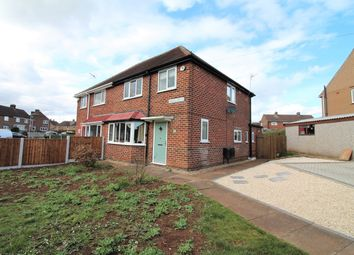 Thumbnail 3 bed semi-detached house for sale in Hazel Drive, Nuthall, Nottingham