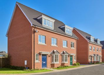 "Thumbnail 3 bed property for sale in ""The Halstead"" at Yarrow Walk, Red Lodge, Bury St. Edmunds"
