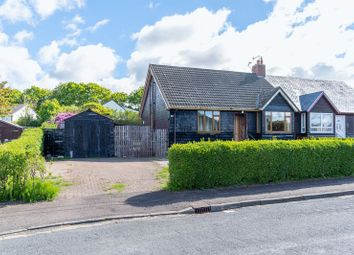 Thumbnail 3 bed semi-detached bungalow for sale in 25 Mainholm Crescent, Ayr