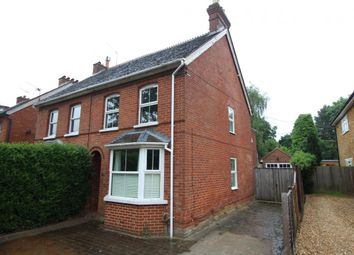 Aldershot Road, Church Crookham, Fleet, Hampshire GU52. 4 bed semi-detached house