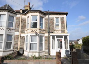 Thumbnail 1 bed flat for sale in Selworthy Road, Brislington, Bristol