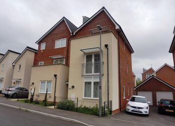 Thumbnail 4 bed town house to rent in Sinatra Drive, Oxley Park, Milton Keynes