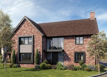 Thumbnail 4 bed detached house for sale in The Woodcote, Bowbridge Court, Shrewsbury