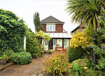Thumbnail 3 bed detached house for sale in Chalkpit Lane, Oxted